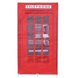 London, červená telefónna búdka