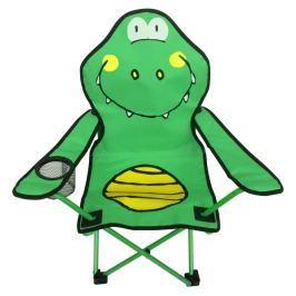 Krokodýl, zeleno-žltý