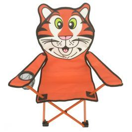 Tiger, oranžovo-biely