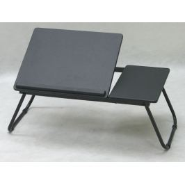 Laptop, čierny