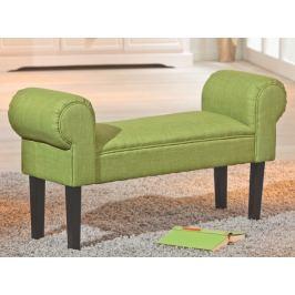 Norset, zelená tkanina