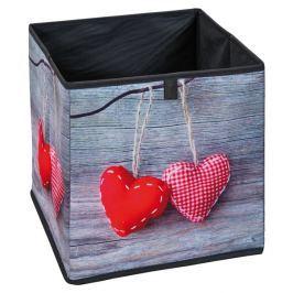 Heart 1, motív zavesené srdce