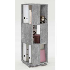 Tower, šedý betón