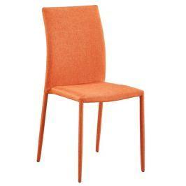 Rudolfo, oranžová látka