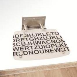 Ravak Sprchové sedadlo OVO B Text OVOBTEXT