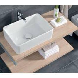 Umývadlo na dosku Jika Cubito Pure 50x35 cm H8184230001121
