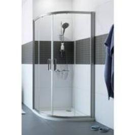 Huppe 1/4-kruh Posuvné dvere Design Elegance 8E3018.092.322
