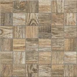 Mozaika Fineza Timber Design ambra 30x30 cm, mat, rektifikovaná TIMDEMOSAM
