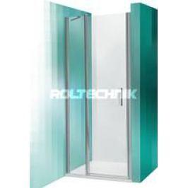 Sprchové dvere Roltechnik jednokrídlové 80 cm, sklo číre, chróm profil TDN1800TBR