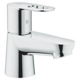 Grohe BauLoop pillar tap basin smooth body G20422000