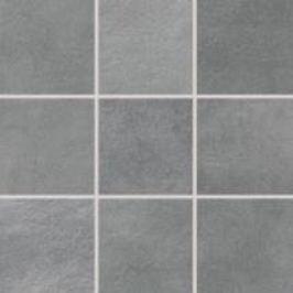 Dlažba Rako Extra tmavo šedá 10x10 cm, protišmyk, rektifikovaná FINEZA57655