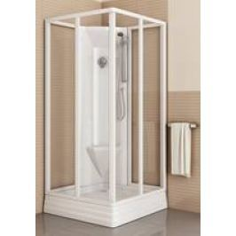 Ravak ASBRV2-80 sprchový box Biela Pearl ASBRV280P0