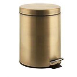 Sapho Odpadkový kôš 3 l, bronz 2609