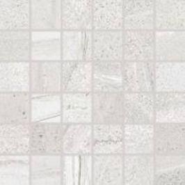 Mozaika Rako Random svetlo šedá 30x30 cm, mat, rektifikovaná DDM06678.1
