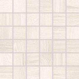 Mozaika Rako Board svetlo šedá 30x30 cm, mat, rektifikovaná DDM06140.1