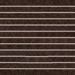 Mozaika Rako Rock hnedá 30x30 cm, mat, rektifikovaná DDP34637.1