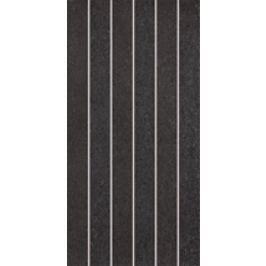 Dekor Rako Unistone čierna 30x60 cm, mat, rektifikovaná DDPSE613.1