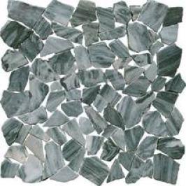 Premium Mosaic Stone Kamenná mozaika -šedé kamene 30/30 STMOSGYW