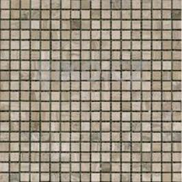 Premium Mosaic Stone Kamenná mozaika šedá 1,5/1,5 STMOS15GYW