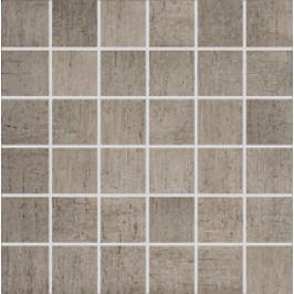 Mozaika Dom Khadi grey 33x33 cm, mat DKHX40
