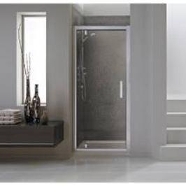 Sprchové dvere Ideal Standard Synergy jednokrídlové 80 cm, sklo číre, chróm profil L6361EO
