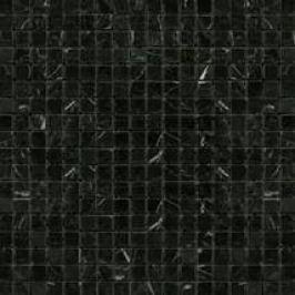 Premium Mosaic Stone Kamenná mozaika čierna leštená 1,5/1,5 STMOS15BKP