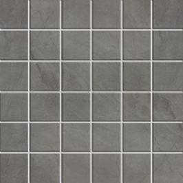 Mozaika Dom Stone Fusion coal 30x30 cm, mat DSFM04