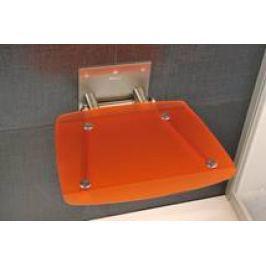 Ravak Sprchové sedadlo OVO B Orange OVOBOR