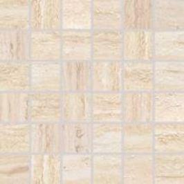 Mozaika Rako Alba béžová 30x30 cm, protišmyk, rektifikovaná DDM06731.1