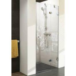 Sprchové dvere Ravak Brilliant jednokrídlové 90 cm, sklo číre, chróm profil BSD290TCRP