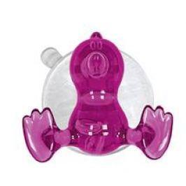 Kleine Wolke Nástenný háčik s prísavkou Crazy Hooks, fialová 5069463887