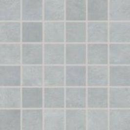 Mozaika Rako Extra svetlo šedá 30x30 cm, mat, rektifikovaná FINEZA51295