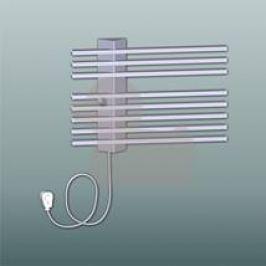 Elvl Radiátor elektrický Liner 55x39,5 cm, metalická strieborná LINERMS