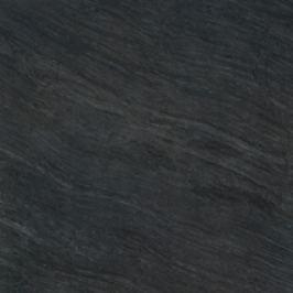 Dlažba Fineza Polar black čierna 60x60 cm, mat, rektifikovaná POLARBL60BK
