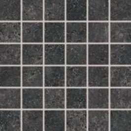 Mozaika Rako Base R čierna 30x30 cm, mat, rektifikovaná FINEZA51059