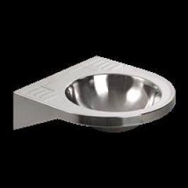 Sanela Umývadlo NRZ 50x50,bez otv.na bat.Inval. SLUN47