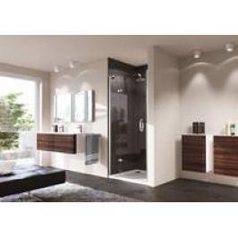 Sprchové dvere Huppe Strike jednokrídlové 100 cm, sklo číre, chróm profil, pravé 430203.092.322