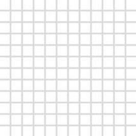 Mozaika Rako Color Two biela 30x30 cm, mat GDM02023.1