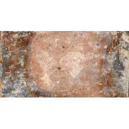 Dlažba Fineza Brick Europe multicolor 13x25 cm, mat BRICKEU13MC