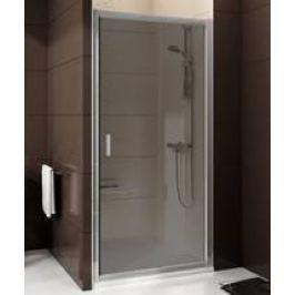 Sprchové dvere Ravak Serie 200 posuvné 110 cm, sklo číre, satin profil BLDP2110LTS