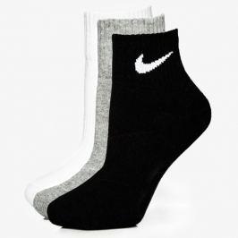 Nike Ponožky 3Ppk Quarter Mix Doplnky Ponožky Sx47069010 Doplnky Ponožky Viacfarebná US S