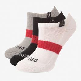 Jordan Ponožky Drifit No-Show 3Pk Doplnky Ponožky 546479901 Doplnky Ponožky Viacfarebná US S