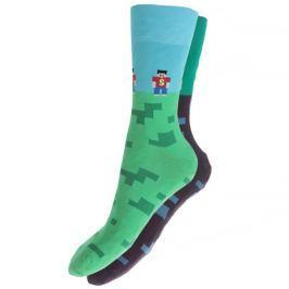 Sizeer Ponožky More 2Ppk Brick Doplnky Ponožky Sizmo079024 Doplnky Ponožky Zelená US M