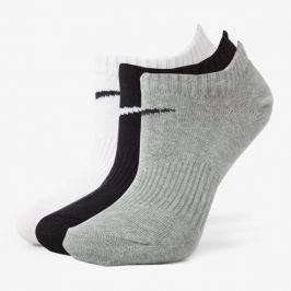 Nike Ponožky 3Ppk Light Členkové Mix Doplnky Ponožky Sx47059010 Doplnky Ponožky Viacfarebná US S