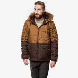 Confront Bunda Bors Oblečenie Zimné Bundy Cf35Kum01001 Oblečenie Zimné Bundy Hnedá US XXL