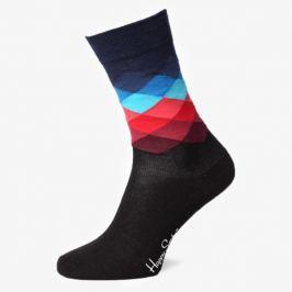 Happy Socks Ponožky Faded Diamond Socks Doplnky Ponožky Fd01069 Doplnky Ponožky Viacfarebná US M