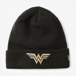 New Era Čiapka Sparkle Cuff Wonder Woman Ženy 80210449 Ženy Čierna ONE SIZE