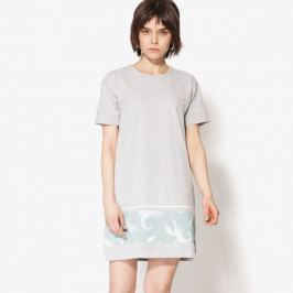 Confront Šaty Premuda Ženy Oblečenie Šaty Cf17Sud06001 Ženy Oblečenie Šaty Sivá US M