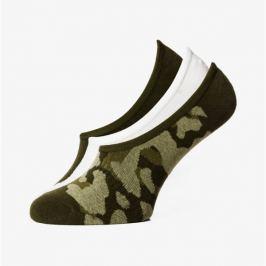 Sizeer Ponožky Military Pack Doplnky Ponožky Si17Ska01001 Doplnky Ponožky Viacfarebná US 36/39