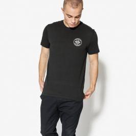 New Era Tričko Ss Ne Chest And Back Tee Ne Blk Muži Oblečenie Tričká 11585990 Muži Oblečenie Tričká Čierna US XL
